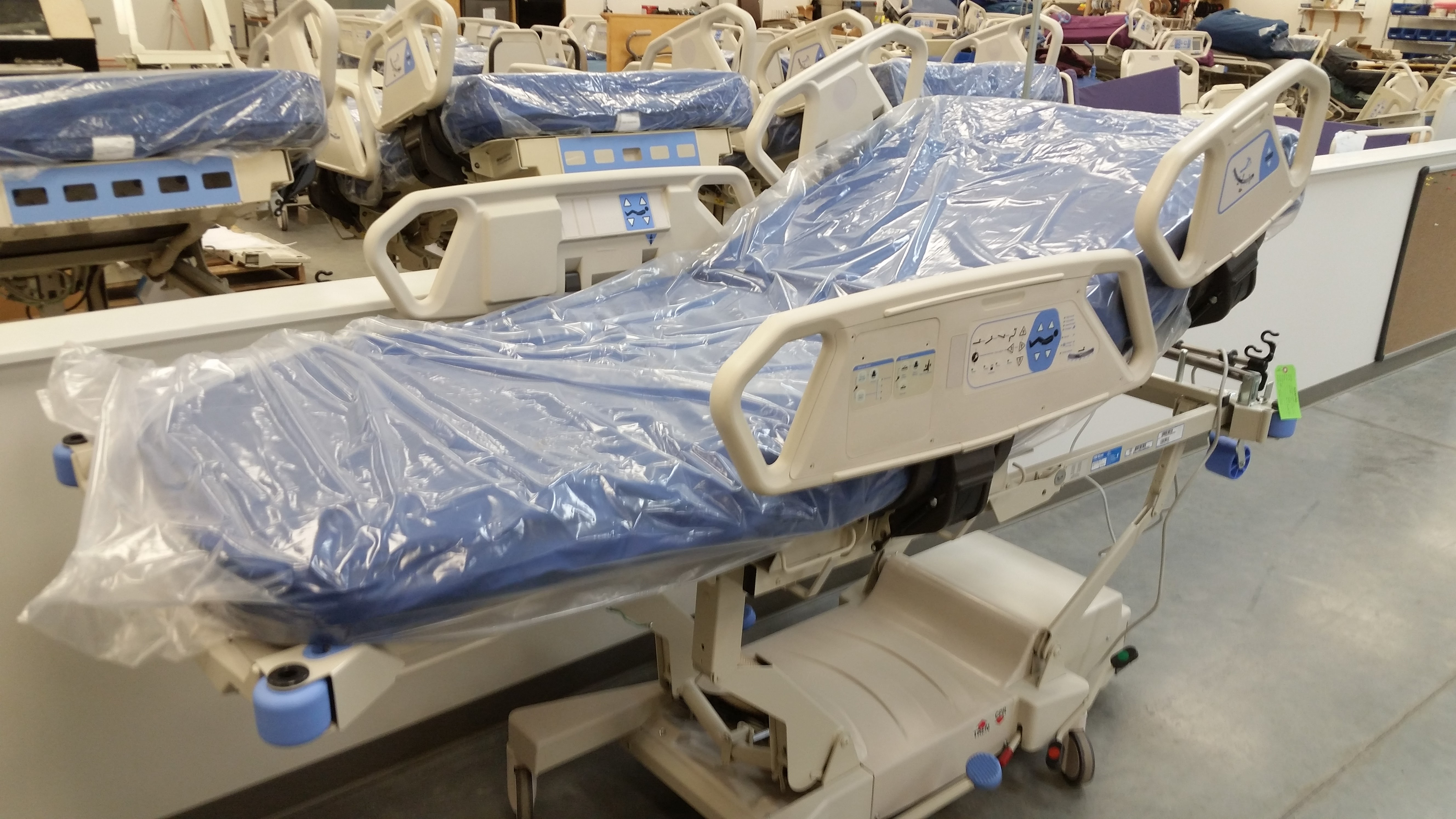 bariatric hospital beds hospital direct medical inc